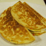 Pepper Quesadillas