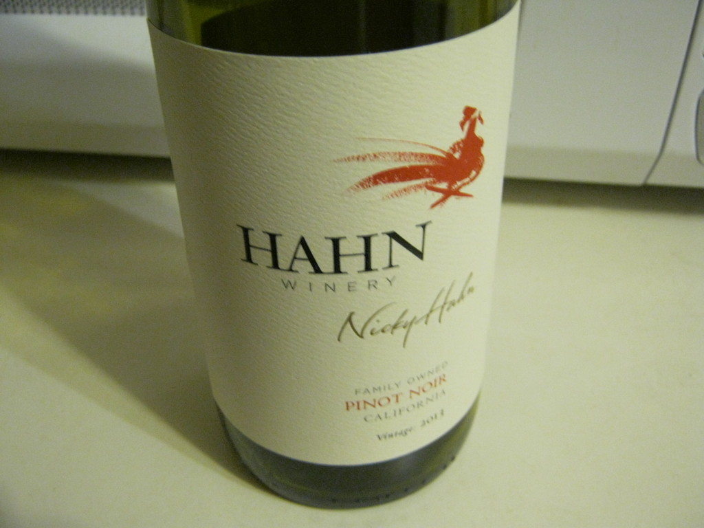 HAHN Winery 2013 Pinot Noir