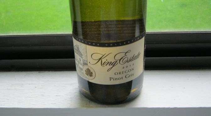 King's Estate Pinot Gris