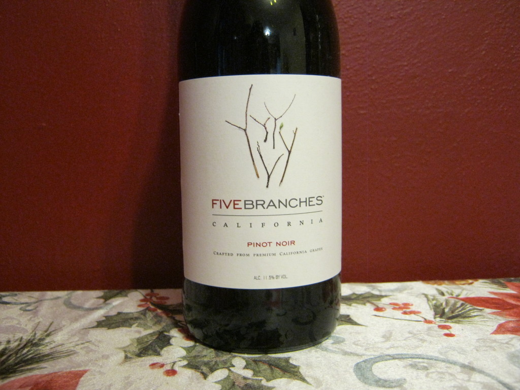 Five Branches Pinot Noir