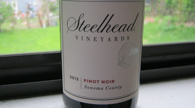 Steelhead Vineyards Pinot Noir