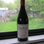 Steelhead Pinot Noir bottle