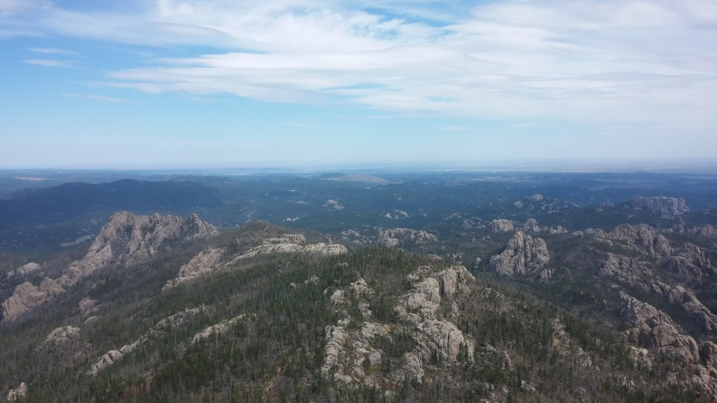 Harney Peak mostly 112
