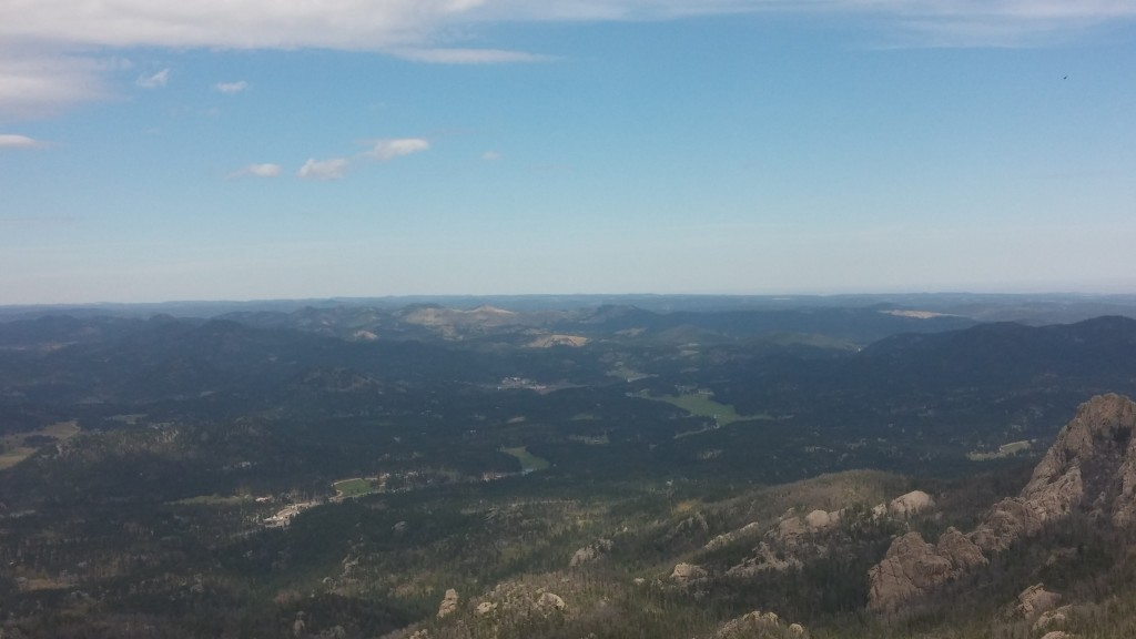 Harney Peak mostly 146