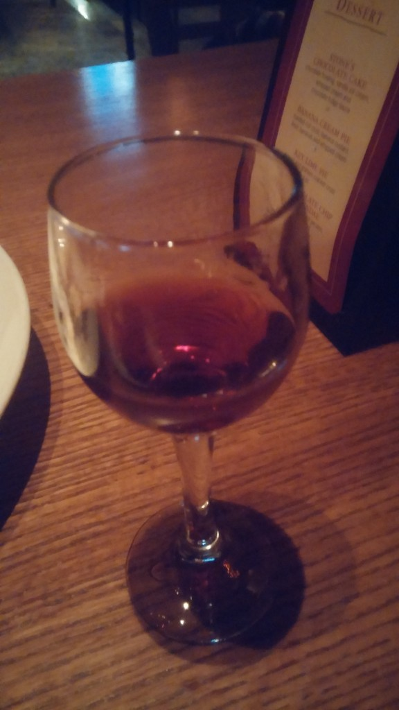 Redstone port wine