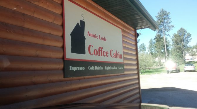 Annie Lode Coffee Cabin, Hill City, SD