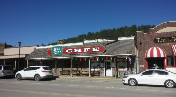 Hill City Cafe, Hill City, SD