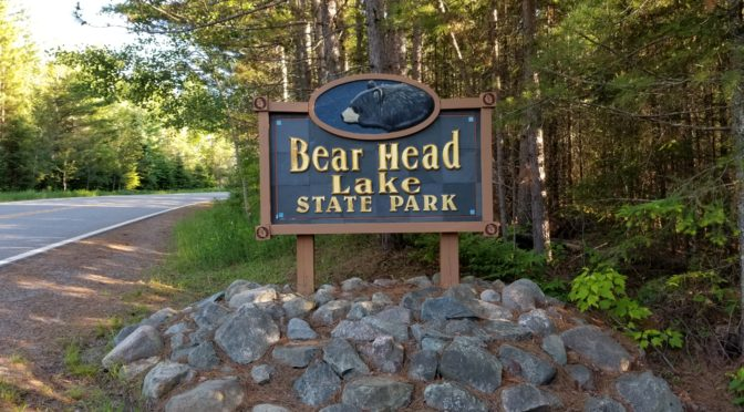 Bear Head Lake State Park, Ely, MN