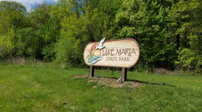 Lake Maria State Park, Silver Creek Township, MN